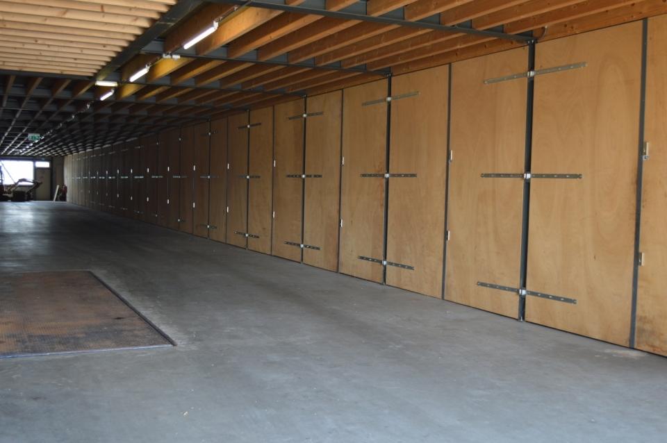 Toegankelijkheid opslagruimtes