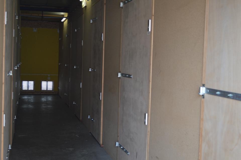 Opslagruimte huren  2 40 x 2 70 m voor 94,23 euro p  m   majabox nl